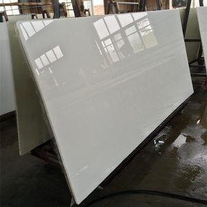 Super white Thassos Glass Marble